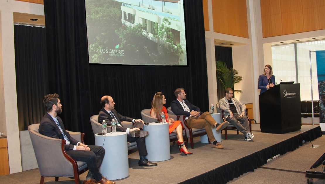 Los Amigos at New York Summit by Inmobiliarie