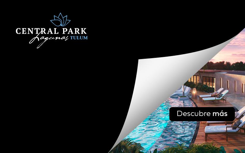 Central Park Lagunas